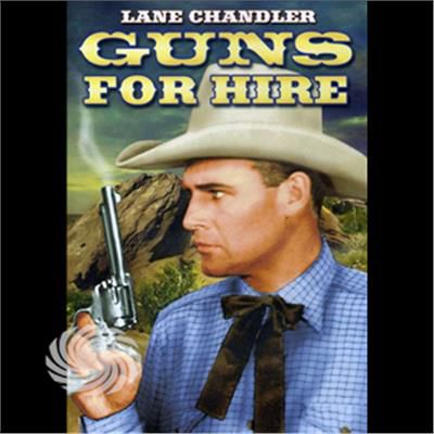 Guns For Hire / (B&w)-Guns For Hire - DVD - thumb - MediaWorld.it