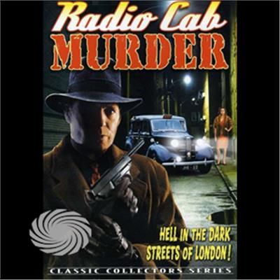 Movie-Radio Cab Murder - DVD - thumb - MediaWorld.it