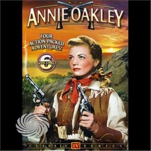 Movie-Annie Oakley - DVD - thumb - MediaWorld.it