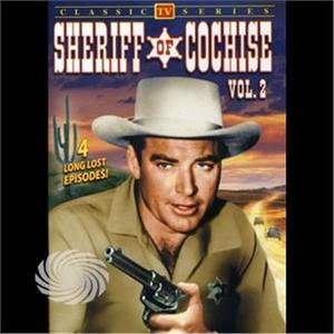 Tv Series-Sheriff Of Cochise 2 - DVD - thumb - MediaWorld.it