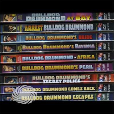 Bulldog Drummond Collection (9pc) / - DVD - thumb - MediaWorld.it