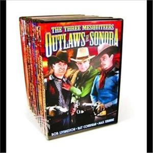 Livingston,Bob-Three Mesquiteers:Ul - DVD - thumb - MediaWorld.it