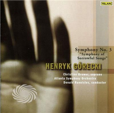Gorecki,H. - Sym 3/Symphony Of Sorrowful Songs - CD - thumb - MediaWorld.it