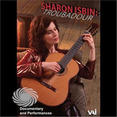 -Sharon Isbin: Troubadour / (Ws - DVD - thumb - MediaWorld.it