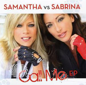 Samantha Vs. Sabrina - Call Me Ep - CD - MediaWorld.it