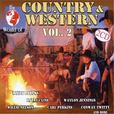World Of Country & Western - Vol. 2-World Of Country & Western - CD - thumb - MediaWorld.it