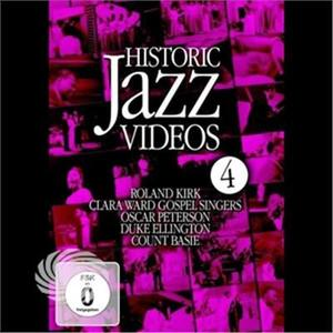 Peterson, Oscar-Historic Jazz Video - DVD - thumb - MediaWorld.it