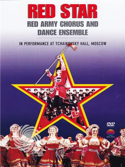 Red Star Red Army Chorus & Dance Ensemble - Red Star - Red Army Chorus and Dance Ensemble - DVD - thumb - MediaWorld.it