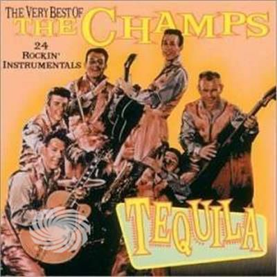 Champs - Tequila-Very Best Of - CD - thumb - MediaWorld.it