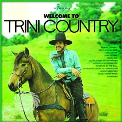 Lopez,Trini - Welcome To Trini Country - CD - thumb - MediaWorld.it