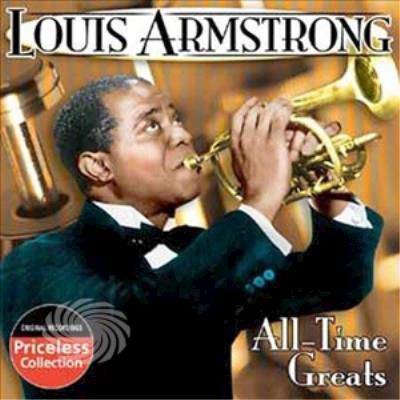 Armstrong,Louis - All-Time Greats - CD - thumb - MediaWorld.it