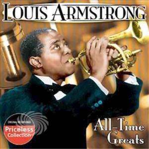 Armstrong,Louis - All-Time Greats - CD - MediaWorld.it