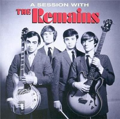 Remains - Session With - CD - thumb - MediaWorld.it