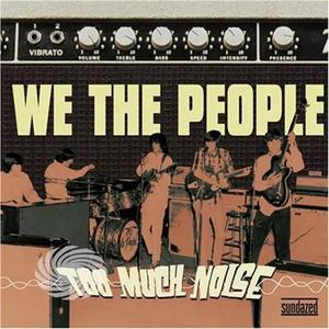We The People - Too Much Noise - CD - thumb - MediaWorld.it