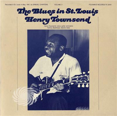 Townsend,Henry - Vol. 3-Blues In St. Louis: Henry Townsend - CD - thumb - MediaWorld.it