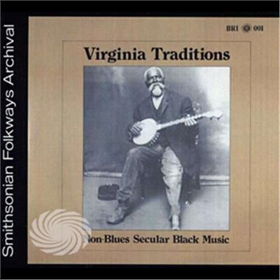 Virginia Traditions - Non-Blues Secular Black Music - CD - thumb - MediaWorld.it
