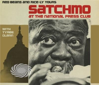 Armstrong,Louis & Tyree Glenn - Satchmo At The National Press Club: Red Beans & Ri - CD - thumb - MediaWorld.it