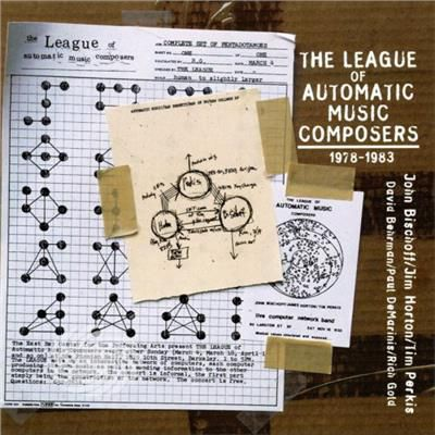 Bischoff/Perkis/Horton - League Of Automatic Music Composers 1978-1983 - CD - thumb - MediaWorld.it