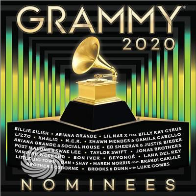 Various Artist - 2020 Grammy Nominees - CD - thumb - MediaWorld.it