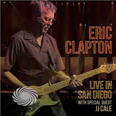 Clapton,Eric - Live In San Diego (With Special Guest Jj Cale) - CD - thumb - MediaWorld.it
