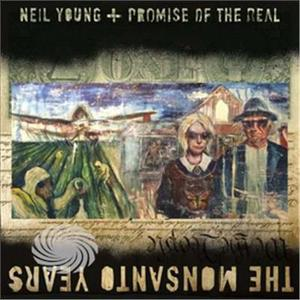 Young,Neil / Promise Of The Real - Monsanto Years - CD - thumb - MediaWorld.it