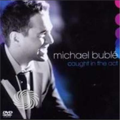 Buble,Michael - Caught In The Act - CD - thumb - MediaWorld.it