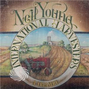Young,Neil International Harvesters - Treasure - CD - thumb - MediaWorld.it