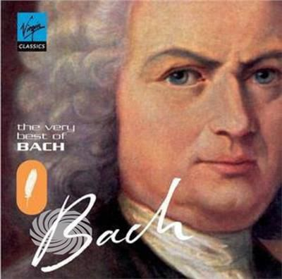Very Best Of Bach - Very Best Of Bach - CD - thumb - MediaWorld.it