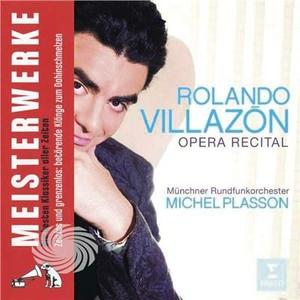 VILLAZON, ROLANDO - OPERA RECITAL - CD - thumb - MediaWorld.it