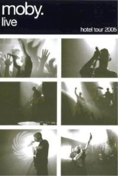 Moby - Moby live: the hotel tour '05 - DVD - thumb - MediaWorld.it