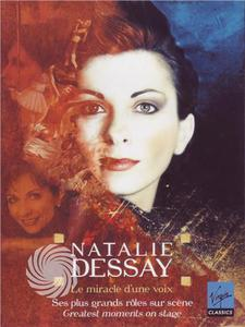 Natalie Dessay - Natalie Dessay - Le miracle d'une voix - Greatest moments on stage - DVD - thumb - MediaWorld.it