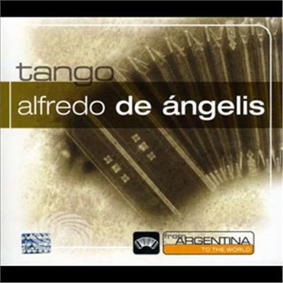 De Angelis,Alfredo - From Argentina To The World - CD - thumb - MediaWorld.it