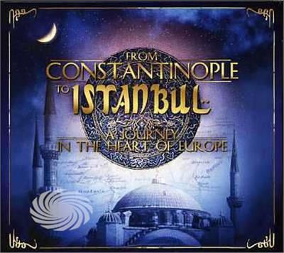 V/A - FROM CONSTANTINOPLE TO.. - CD - thumb - MediaWorld.it