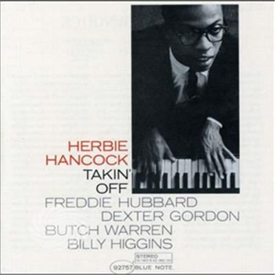 Hancock,Herbie - Takin' Off - CD - thumb - MediaWorld.it
