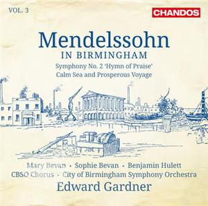 Mendelssohn / Bevan / City Of Birmingham - Mendelssohn In Birmingham 3 - SACD - thumb - MediaWorld.it