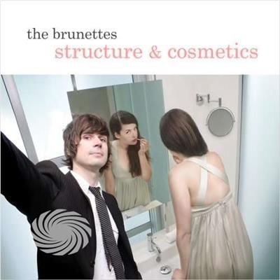 BRUNETTES - STRUCTURE AND COSMETICS - CD - thumb - MediaWorld.it