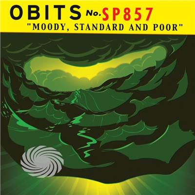 OBITS - MOODY STANDARD & POOR - CD - thumb - MediaWorld.it