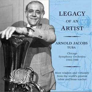 Jacobs,Arnold - Arnold Jacobs: Legacy Of An - CD - thumb - MediaWorld.it