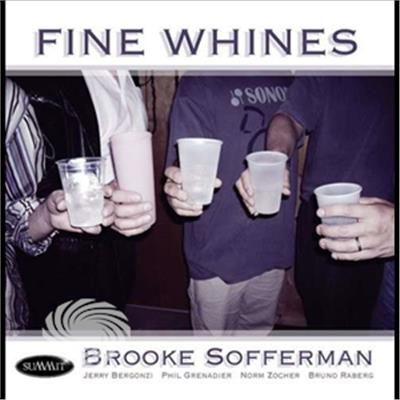 Sofferman,Brooke - Fine Whines - CD - thumb - MediaWorld.it