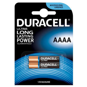 DURACELL MN2500 AAAA 2 BATT - MediaWorld.it