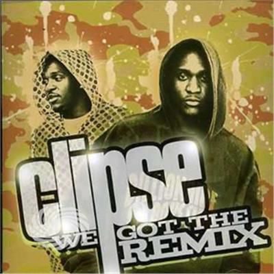 CLIPSE - WE GOT THE REMIX - CD - thumb - MediaWorld.it