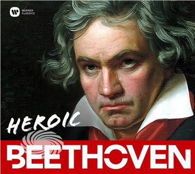 Beethoven: The Compl - Heroic Beethoven (best of) - CD - thumb - MediaWorld.it