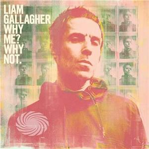 Liam Gallagher - Why Me? Why Not. - CD - thumb - MediaWorld.it