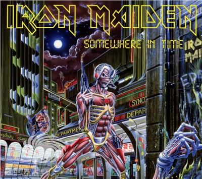 Iron Maiden - Somewhere In Time - CD - thumb - MediaWorld.it