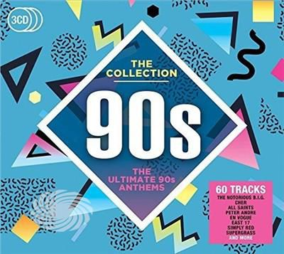 V/A - 90s: Collection - CD - thumb - MediaWorld.it
