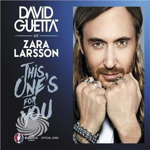 David Guetta - This One's For You (feat. Zara - CD - thumb - MediaWorld.it