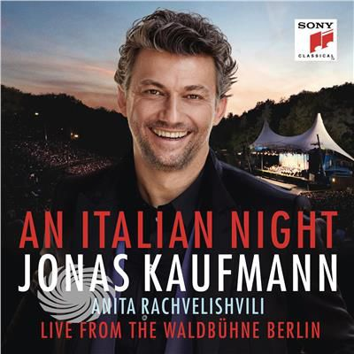 KAUFMANN, JONAS - AN ITALIAN NIGHT - LIVE.. - CD - thumb - MediaWorld.it
