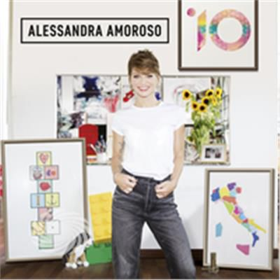 AMOROSO, ALESSANDRA - IO - CD - thumb - MediaWorld.it
