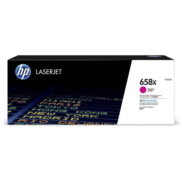 HP INC 658X - thumb - MediaWorld.it