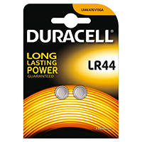 Batterie DURACELL LR44BL2 su Mediaworld.it